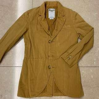 Visvim Light Brown Jacket