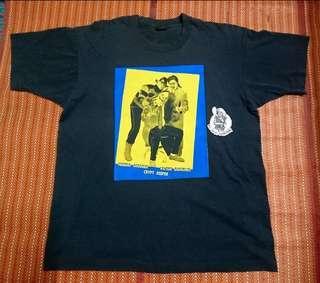 Vintage Wrestling tshirt 80s