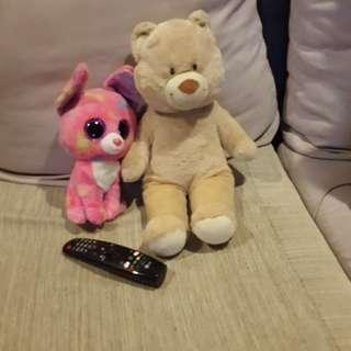 Cat toy bear bundle