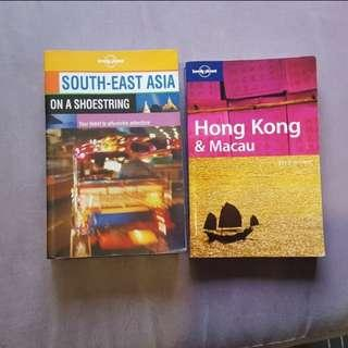Lonely planet Hong kong Asia