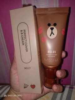 Missha bb cream full size