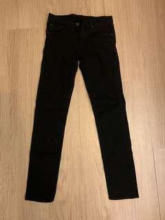 burberry brit jeans 黑色 牛仔褲