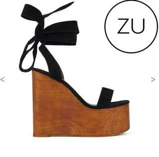 Spree ZU Platform Wedges