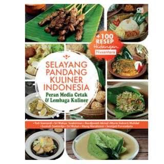 Ebook Selayang Pandang Kuliner Indonesia - Tuti Soenardi