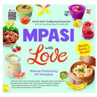 Ebook MPASI with Love - Bunda Zami