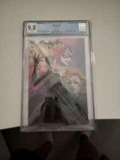 Batman#50 Mikel Janin cover CGC 9.8