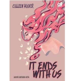Ebook Akhir di Antara Kita (It Ends with Us) - Colleen Hoover