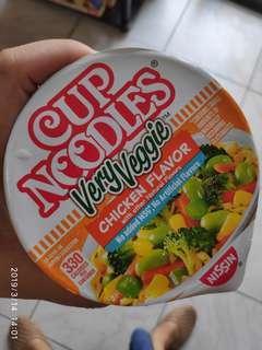Cup Noodles Very Veggie Chicken Flavor
