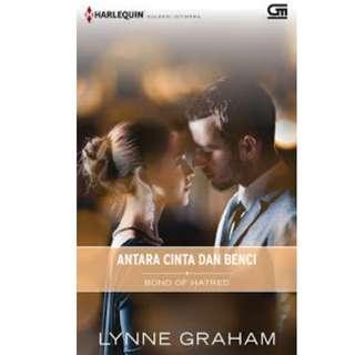 Ebook Antara Cinta dan Benci (Bond of Hatred) - Lynne Graham