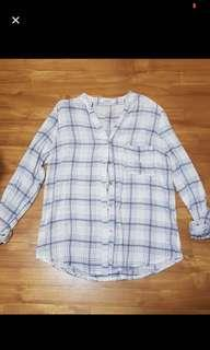Temt valleygirl checkered shirt