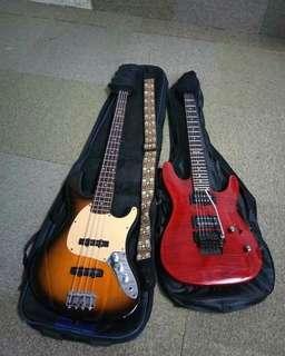 Cort GB Series Jazz bass