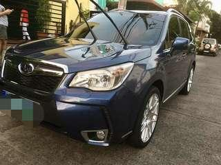 Subaru Forester XT 2013 (Top of the line)