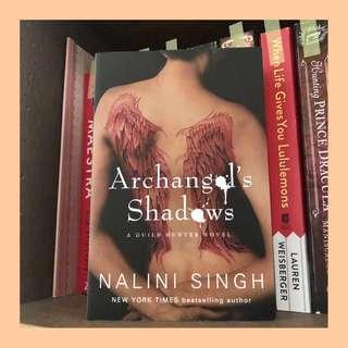 🚚 Archangel's Shadow