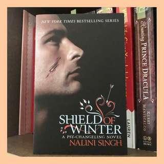 🚚 Shield of Winter