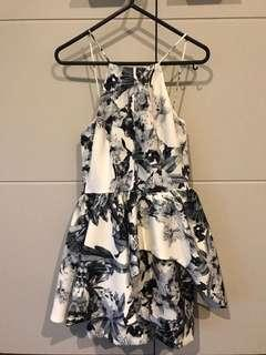 Like New - floral dress