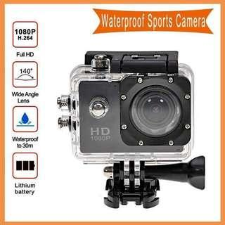 A7 Sports Camera (water proof)