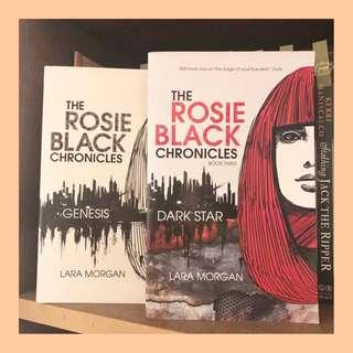 🚚 Rosie Black Chronicles