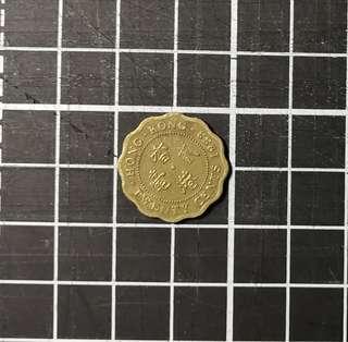 1983 伊利沙伯二世5¢硬幣