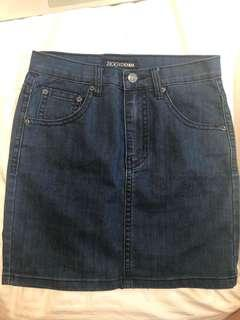 Ziggy denim skirt size 28