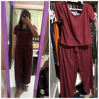 2pc Jumpsuit