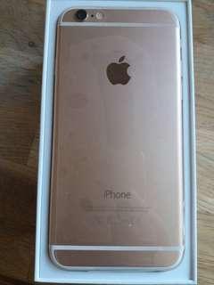 Rose Gold iPhone 6 64GB