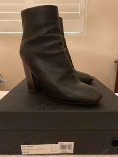 Tony Bianco Leather Ankle Boots