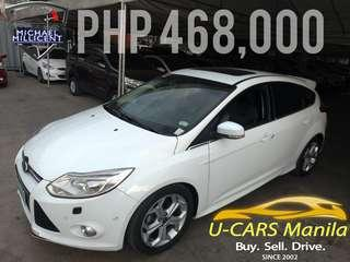 2013 Ford Focus Sport 2.0L AT