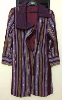 [GARAGE SALE] Dress Full Tenun NTT