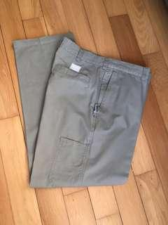Khaki Columbia Pants