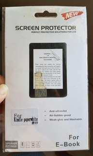 Kindle Paperwhite Sceeen Protector