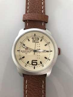 Men's Naviforce Waterproof Watch (price including shipping)