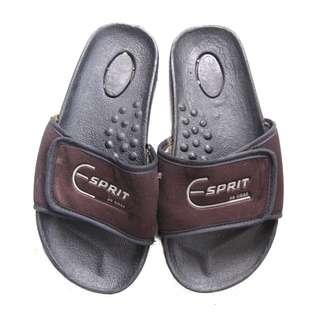 Esprit Black Slip on Slippers