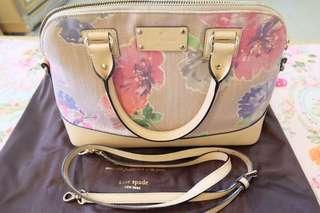 Tas Kate Spade Wellesley Floral Bag