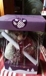 精品熊玩偶CHARRIOL