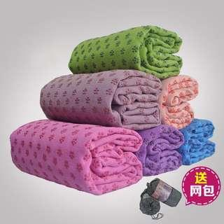 🚚 PINK Yoga Mat Towels BRAND NEW IN STOCK ✨