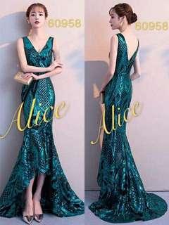 Wedding Long dress-prewedding dress