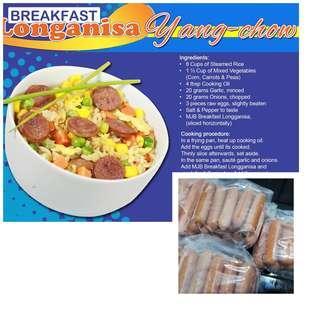 Breakfast Longganisa