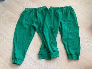 🚚 Kinderland Long pants small size 100 / 2 pieces for $10