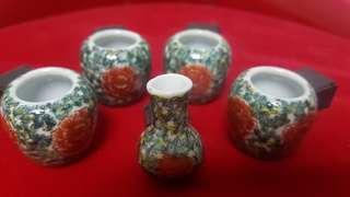 Puteh flower cup