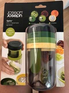 🚚 Joseph Spiro Hand-held Spiralizer