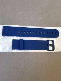 🚚 Silicone Watch Strap 20mm