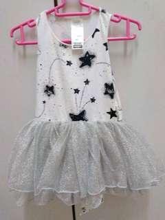 Bonds Tutu Dress 6-12 months