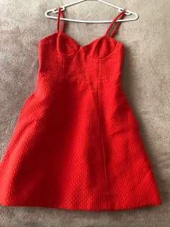 Kookai marguerite dress