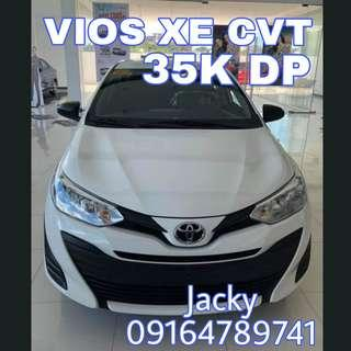 Toyota vios xe at
