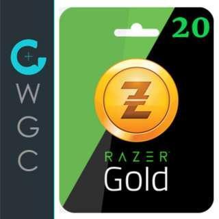 Razer Gold PINs