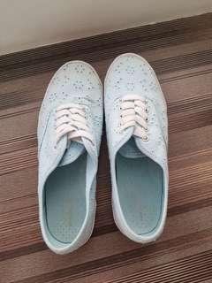 Payless Light blue sneakers