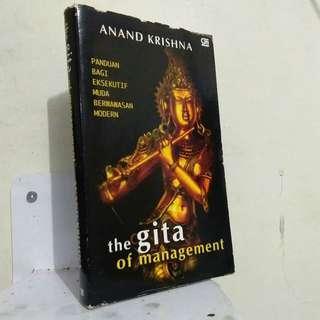Bhagavad Gita menggeser posisi The Art of War sebagai referensi manajemen..