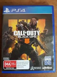 🚚 Black Ops 4 PS4