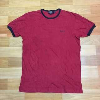 Vintage Ralph Lauren polo ringer shirt