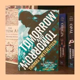 🚚 Tomorrow and Tomorrow